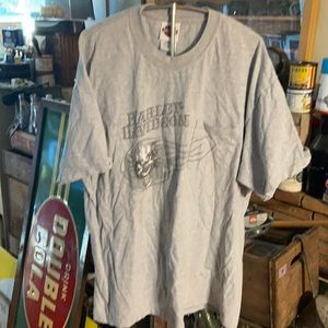 Rare Doyle's one Harley Davidson tee shirt